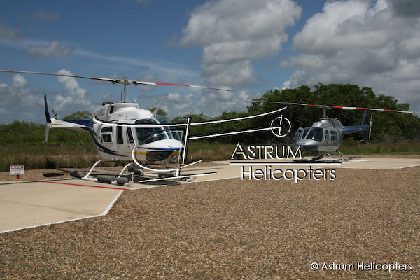 Belize Helicopter Rides