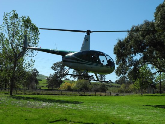 Mansfield Canada Helicopter Rides