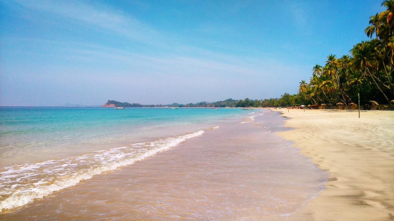 Myanmar Beaches