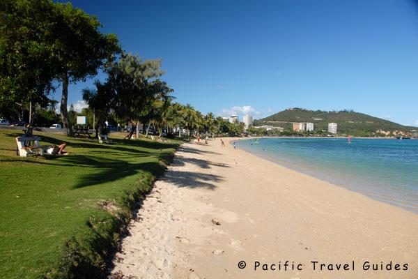 New Caledonia Beaches