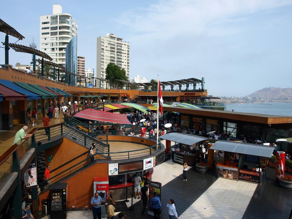 Lima Peru Shopping
