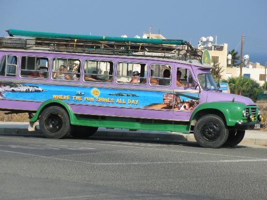 Cyprus Bus Tours