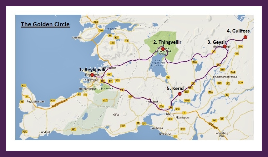 South Region iceland Bus Tours