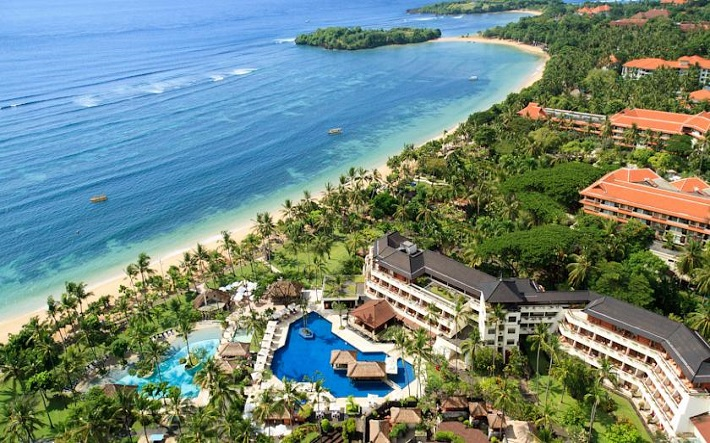 Nusa Dua Beach Hotel & Spa Indonesia Beaches
