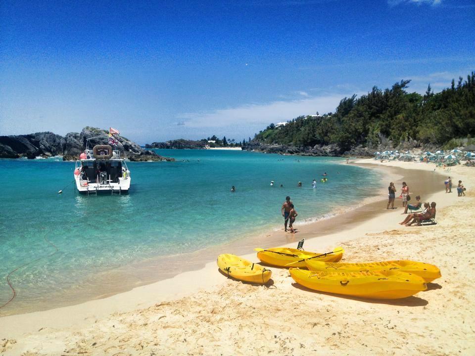 Bermuda Dive Trips