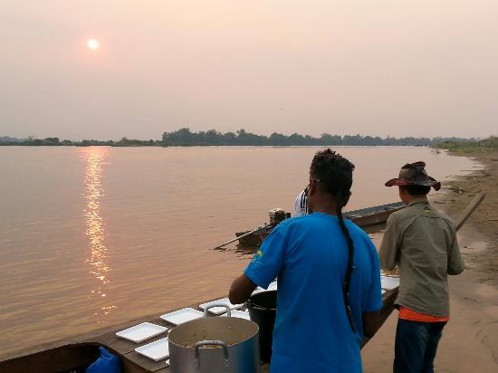 Laos Boat Trips