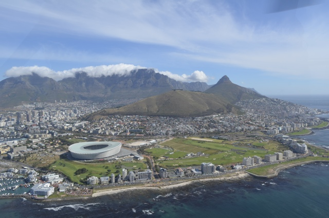 220 East Pier South Africa Helicopter Rides