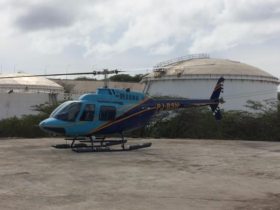 Curacao Helicopter Rides