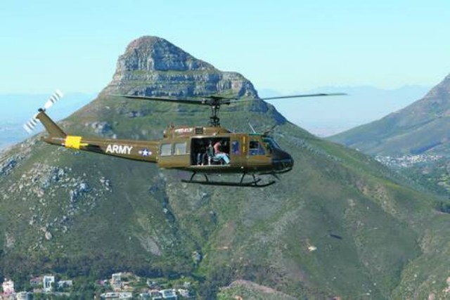 Shop 6 South Africa Helicopter Rides