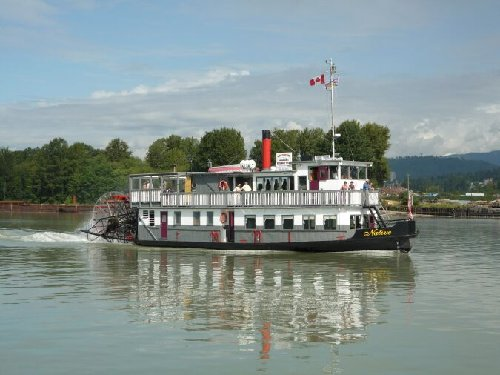 British Columbia Boat Trips