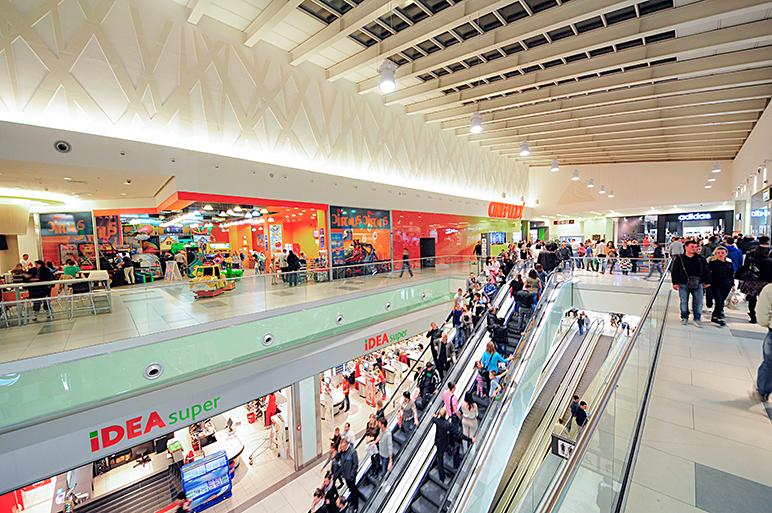 Serbia Shopping