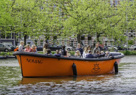 The Netherlands Boat Trips