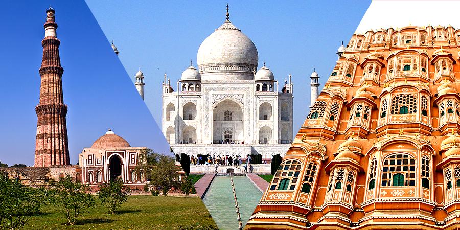 12 India Tours