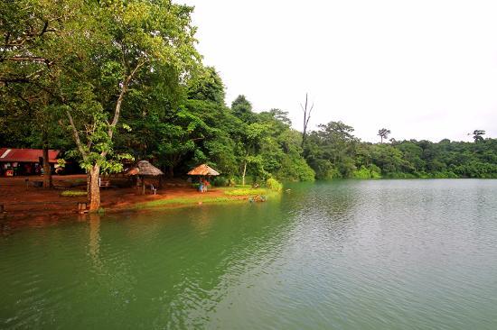 Cambodia Swimming