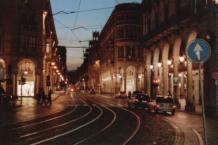 Turin italy Shopping