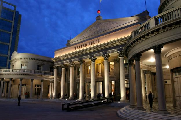 Uruguay Theatres