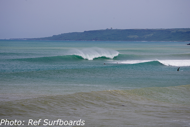 Taiwan Surfing