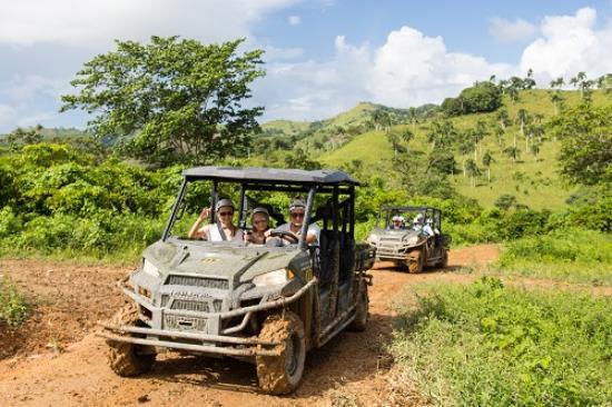 BAVARO dominican republic Bus Tours