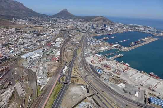 Cape Town Central South Africa Helicopter Rides
