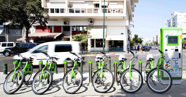 Israel Bike
