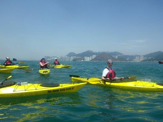 Sok Kwu Wan China Kayak