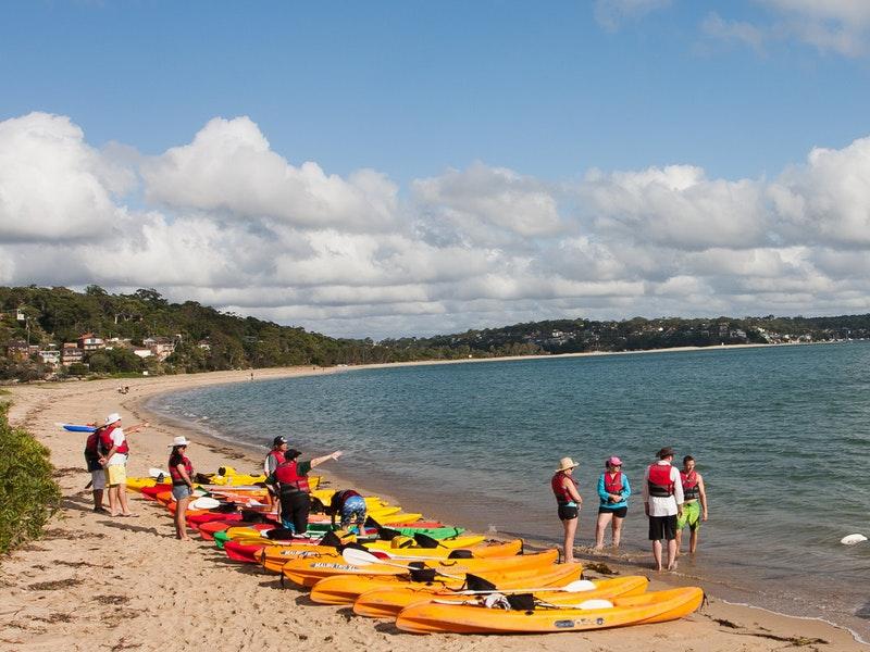 Bundeena Australia Kayak