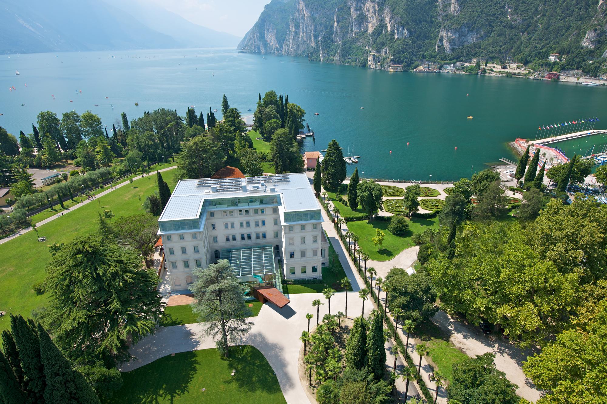 Riva del Garda Italy Palace
