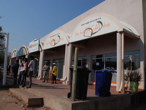 Botswana Shopping