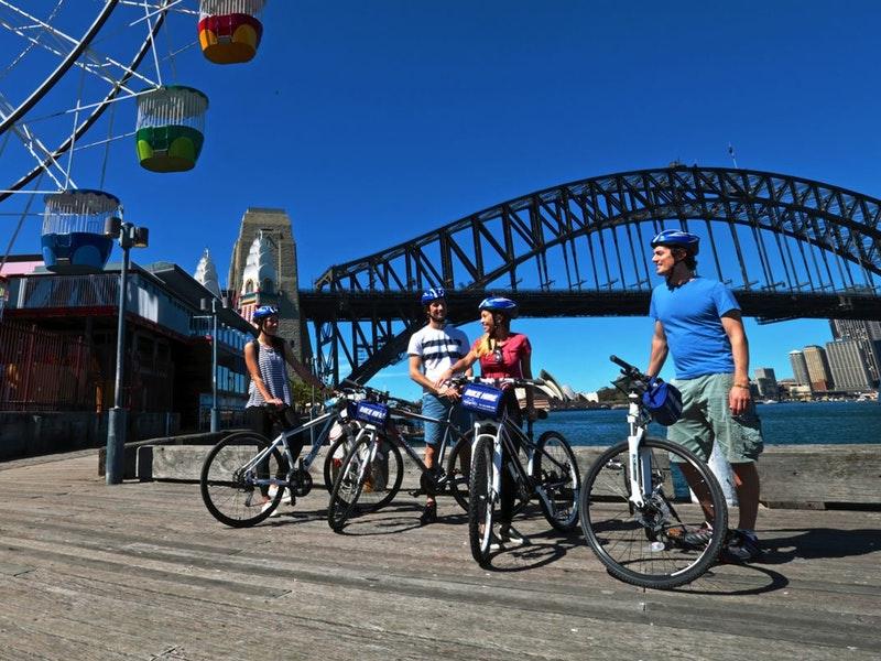 The Rocks Australia Bus Tours
