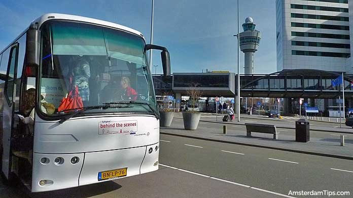 Schiphol The Netherlands Bus Tours