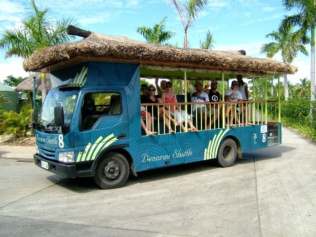 Fiji Bus Tours