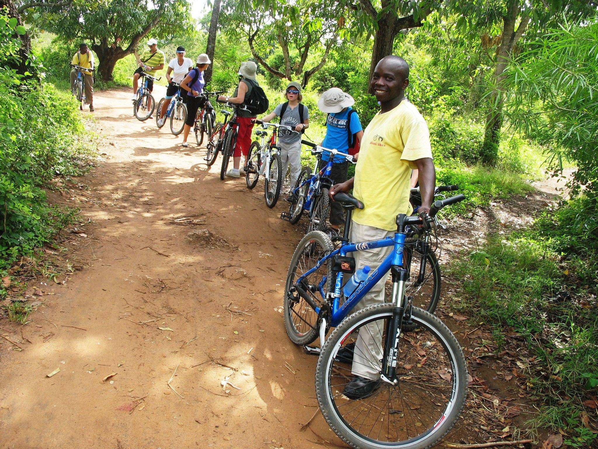 Kenya Bike