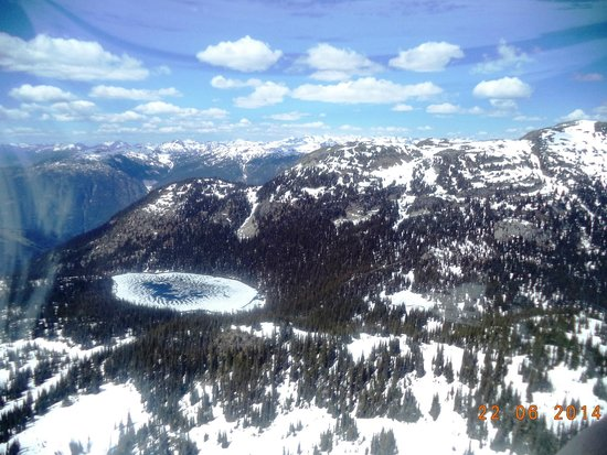 Revelstoke Canada Helicopter Rides