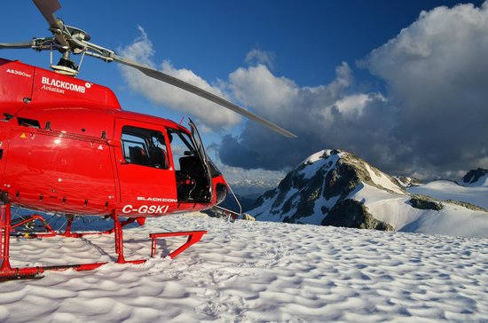 Whistler Canada Helicopter Rides
