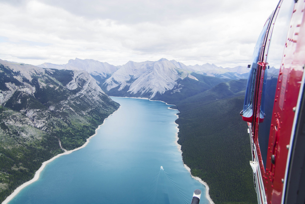 Canada Canada Helicopter Rides