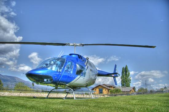 West Kelowna Canada Helicopter Rides