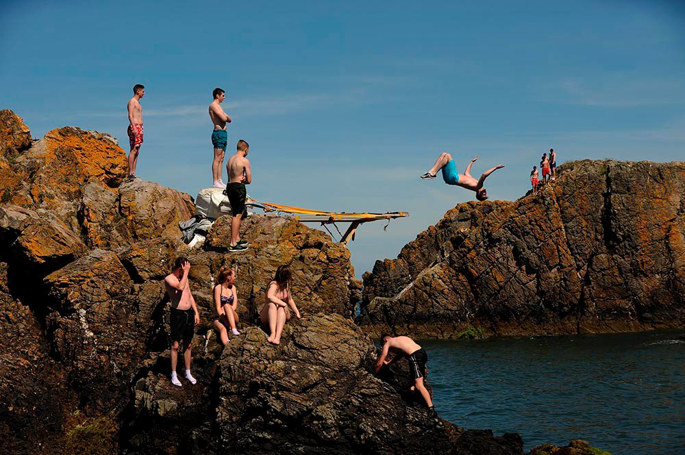 Ireland Swimming