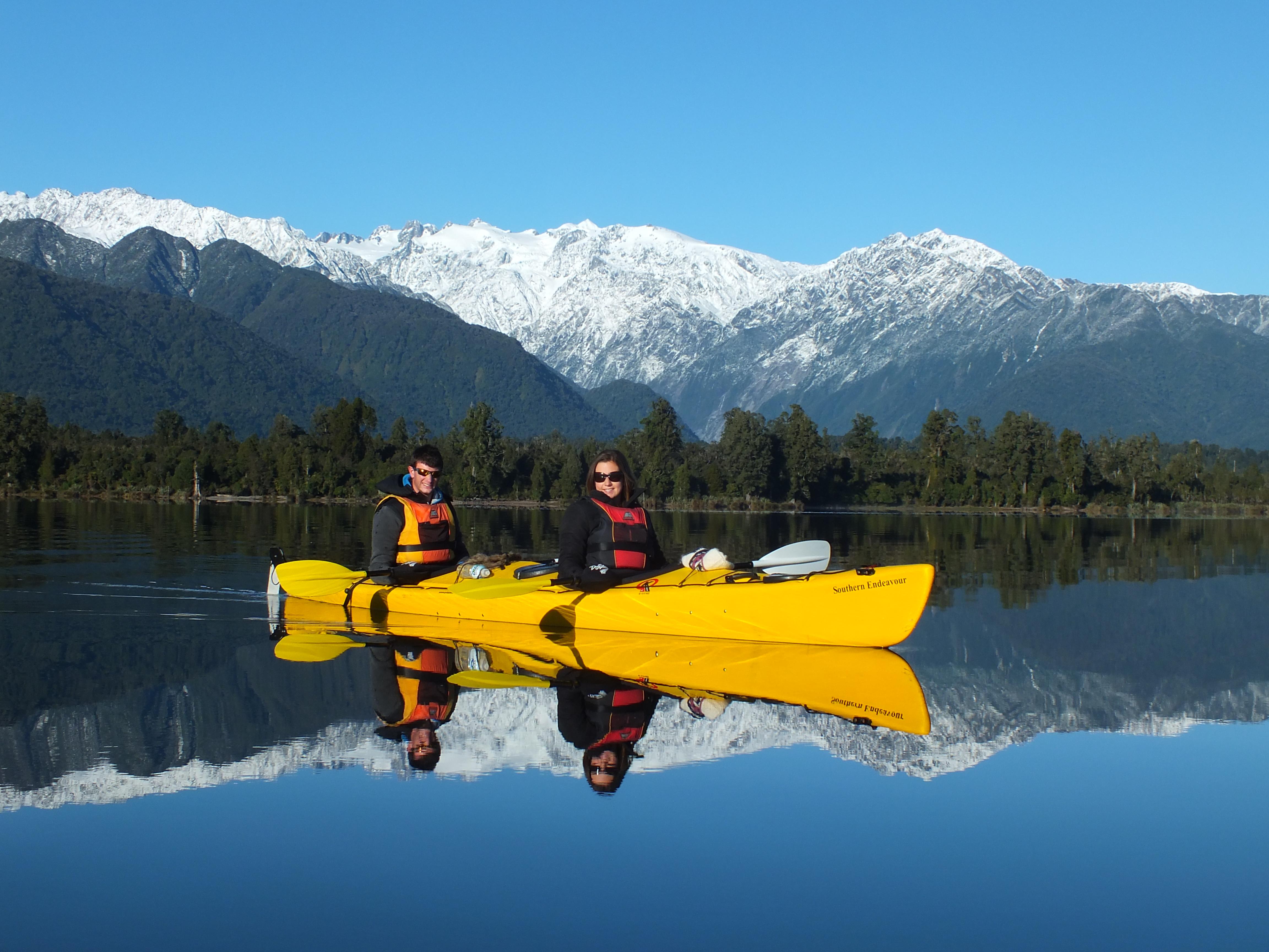 15 New Zealand Kayak