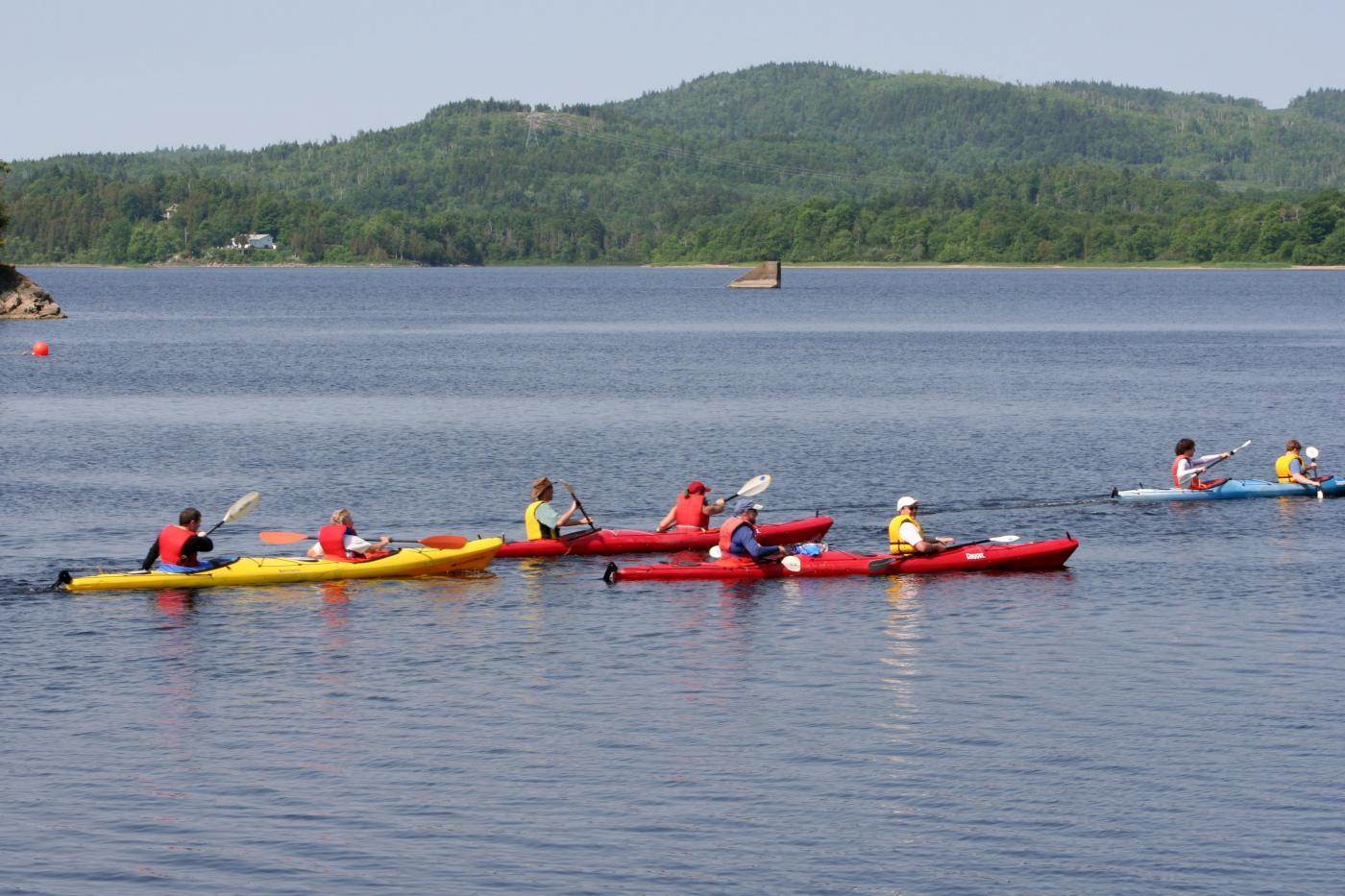 15 United States Kayak