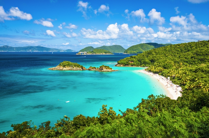 US Virgin Islands Sightseeing
