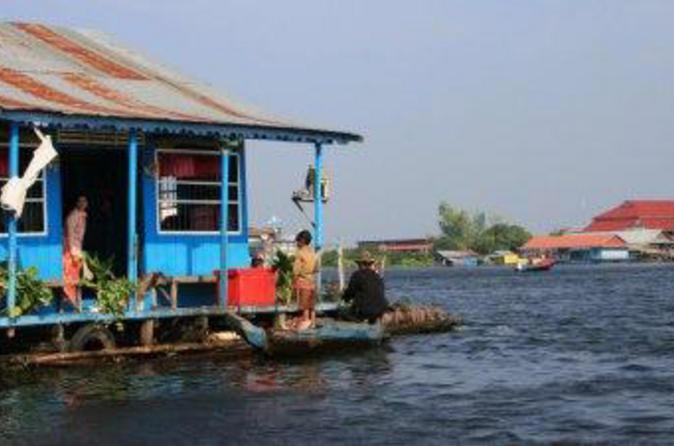 Cambodia Cruises