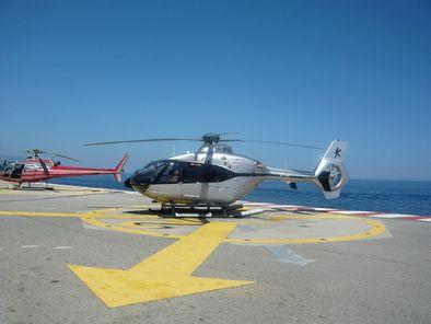 Monaco Helicopter Rides
