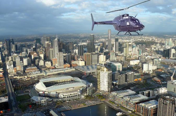 Australia Helicopter Rides