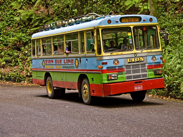 Jamaica Bus Tours