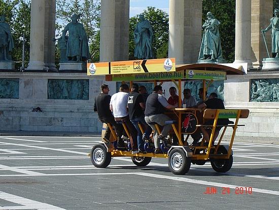 Hungary Bike
