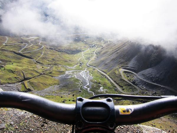 Bolivia Bike