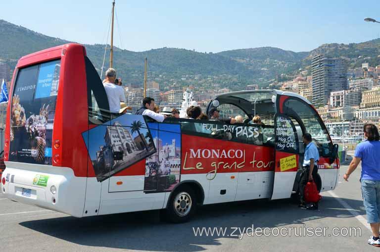 Monaco Tours