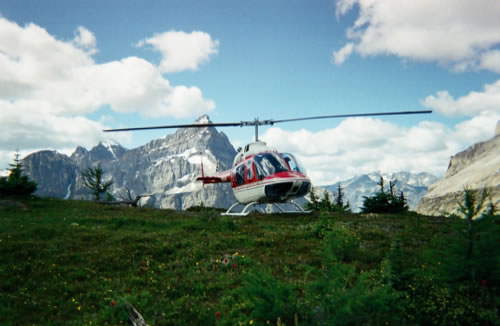 Canada Helicopter Rides