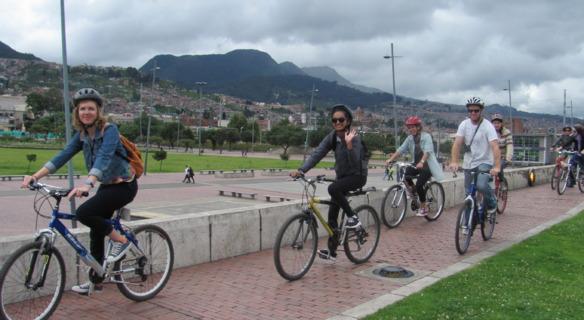Colombia Bike