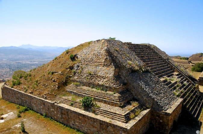 Oaxaca de Juarez Mexico Tours